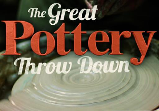 The Great Pottery Thrown Down title card